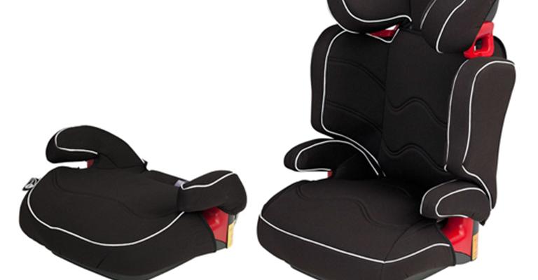 Strålande bältesstol eller kudde - Nyheter - Väst - NTF i ditt län - NTF XV-17